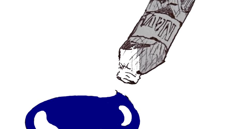 ネイビー(紺色)の英語の語源は○○。ネイビーは髪色もおしゃれ