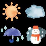 幕末旅-会津若松-会津の天気や気候(12月初旬の頃)