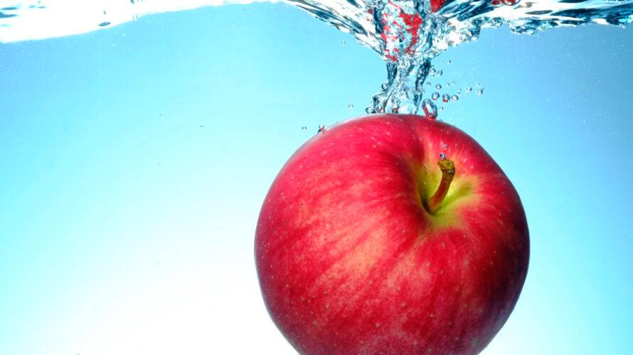 りんごのチカラ!美容成分たっぷり!?食べてもコスメでもりんごは美肌に◎