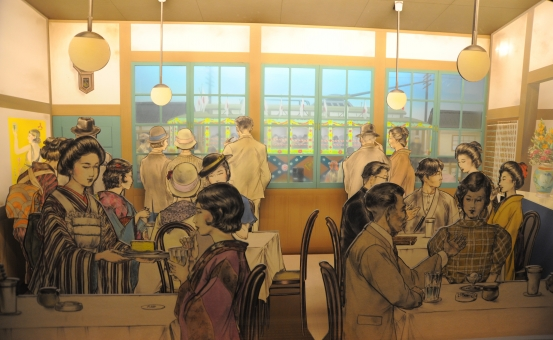 大正時代の動画がおもしろい!生活や街の様子。大正時代が舞台の漫画や作品