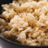 玄米の炊き方-江戸時代はこうして炊いた!びっくり炊きならつけ置き要らず!