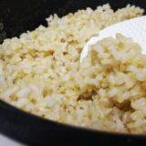 タイガー炊飯器の 「玄米GABA」機能の炊飯時間は?電気代は高い?
